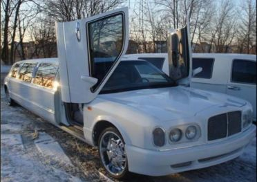 Прокат и аренда Bentley Limousine